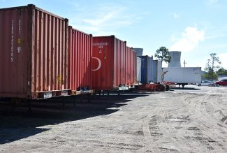 Jaxport Storage Facility